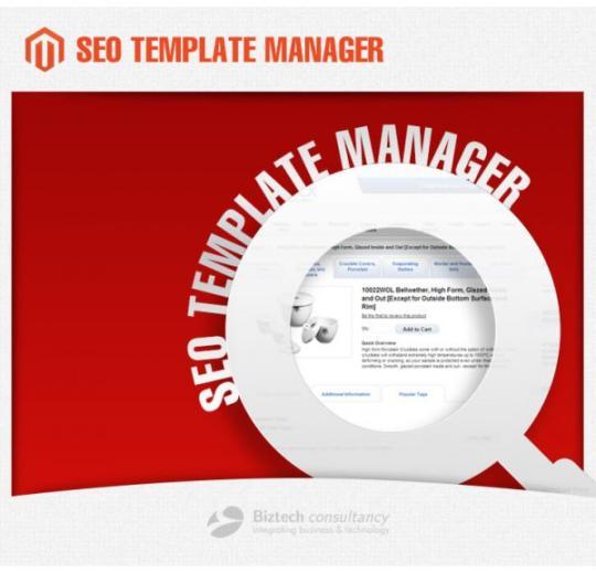 Magento Meta Tag SEO Template Manager