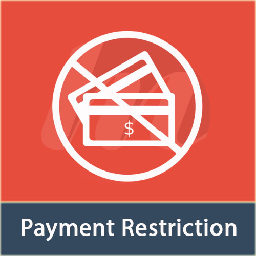 Magento Payment Restrictions by MageSales
