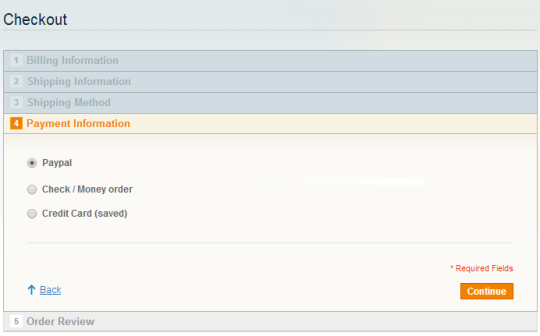 Magento Paypal Adaptive Payment