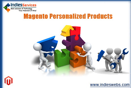 Magento Personalized Products