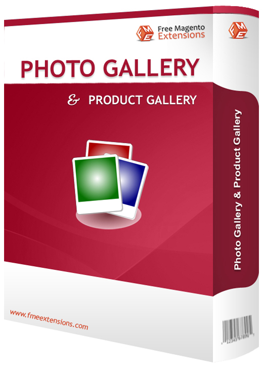 Magento Photo Gallery And Product Gallery