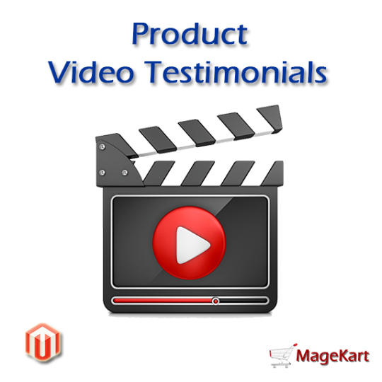 Magento Product Video Testimonials Extension