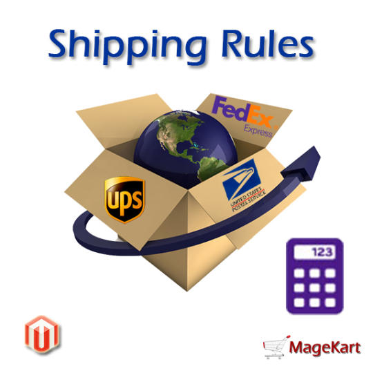Magento Shipping Rules Extension