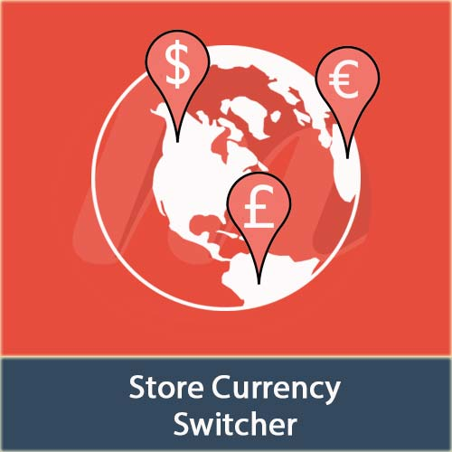 Magento Store / Currency Switcher by MageSales