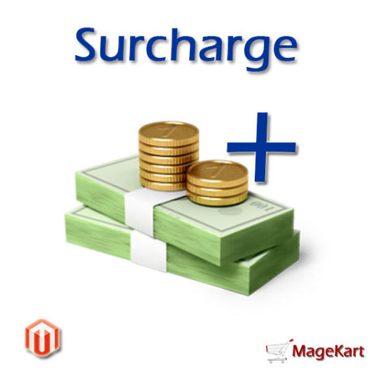 Magento Surcharge Extension