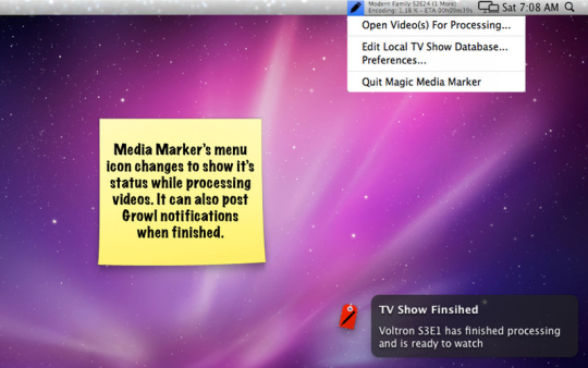 Magic Media Marker
