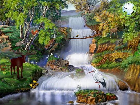 Magic Of Nature