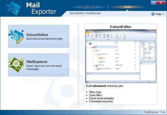 MailExporter Desktop
