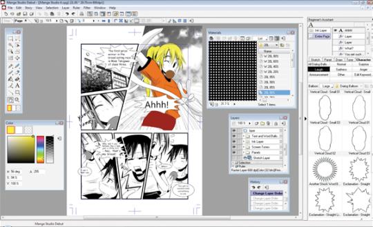 Manga Studio