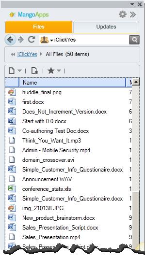 MangoApps for Outlook