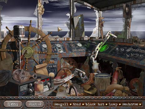 Margrave Manor 2 The Lost Ship