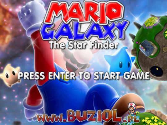 Mario Galaxy Star Finder