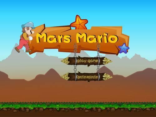 Mars Mario