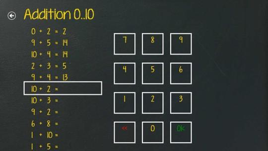 Math Games for Windows 8