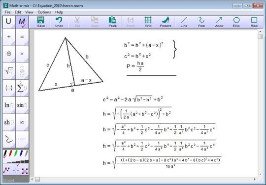 Math-o-mir