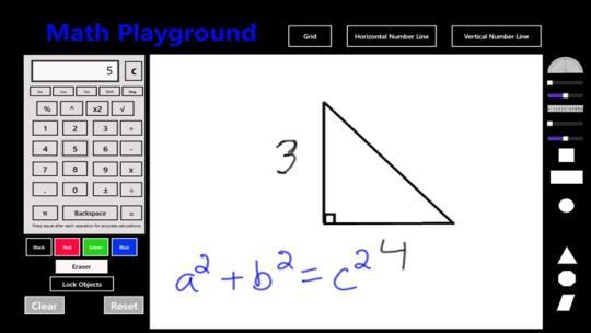 Math Playground for WIndows 8
