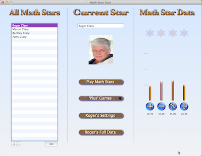 Math Stars Plus