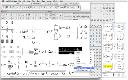 MathMagic Lite Edition