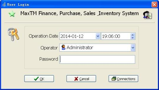 Max Finance, Purchase, Selling and Inventory System