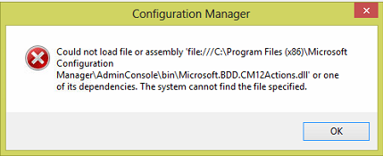 MDT Console Integration Fix