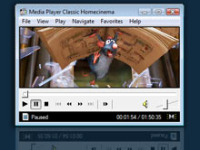 Media Player Classic Home Cinema Portable