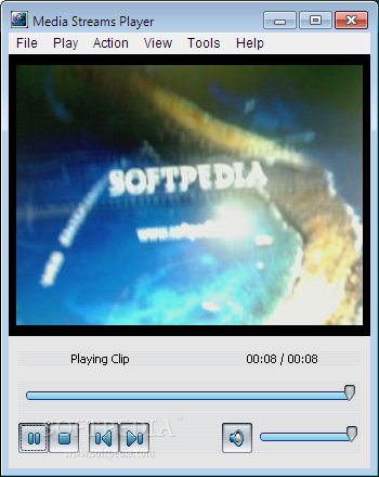 Media Streams Player