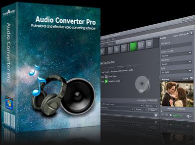 MediAvatar Audio Converter Pro