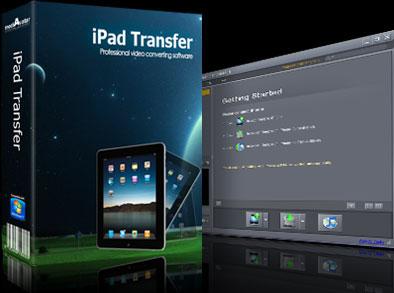 MediAvatar iPad Transfer