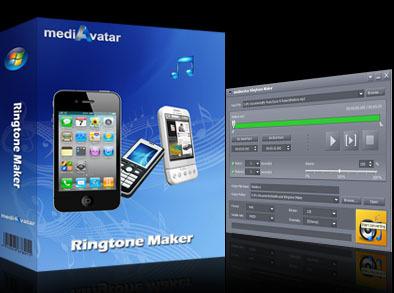 mediAvatar Ringtone Maker