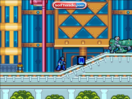 Megaman X Rebellion