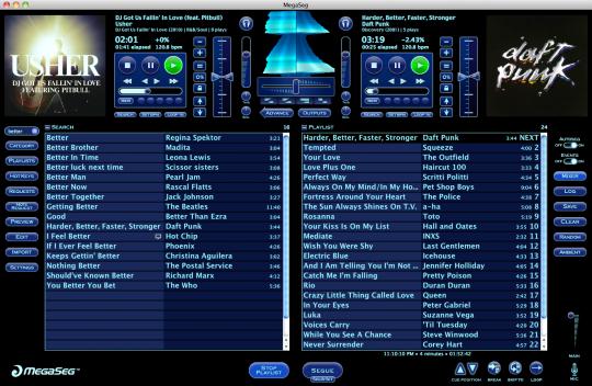 MegaSeg DJ