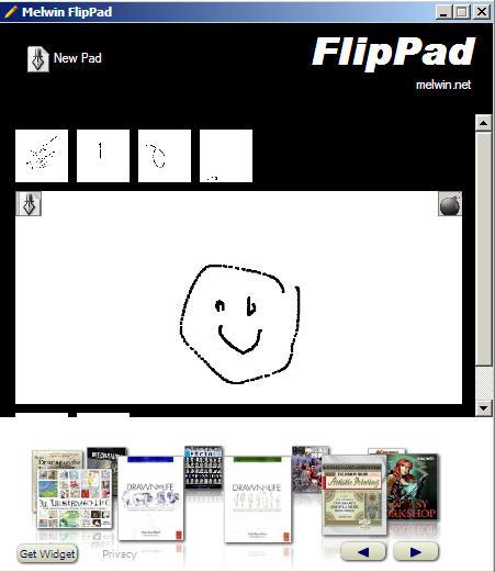 Melwin FlipPad