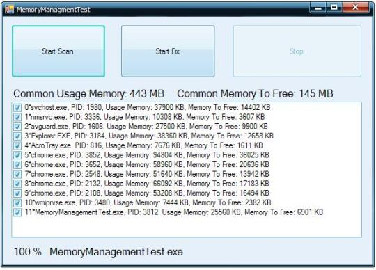 Memory Management ActiveX