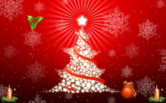 Merry Christmas Screensaver