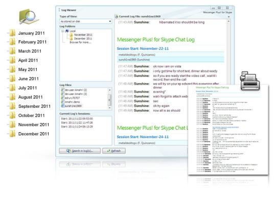 Messenger Plus for Skype