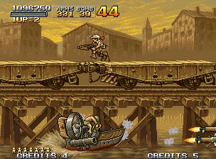 Metal Slug 2 - Super Vehicle
