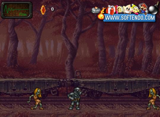 Metal Slug The Zombies