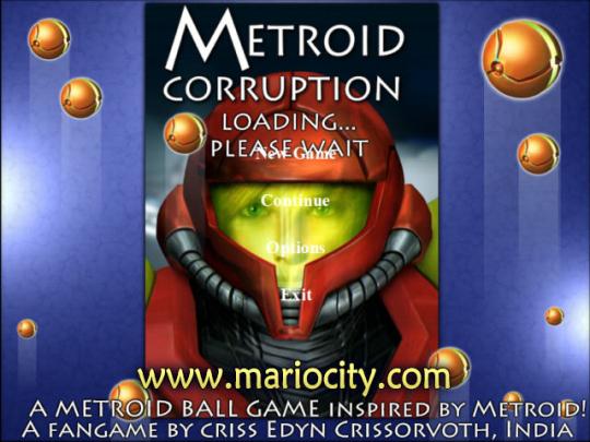 تحميل مجاني Metroid Corruption إلى Windows 98 ::: البرمجيات