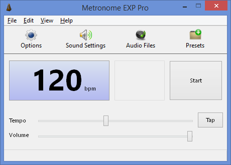 Metronome EXP Pro