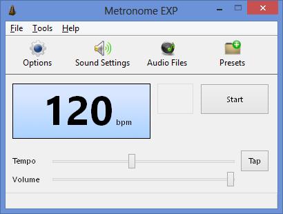 Metronome EXP