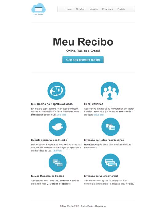 Meu Recibo (Portuguese)