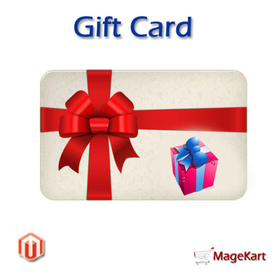 Mgento Gift Card/Certificate Extension
