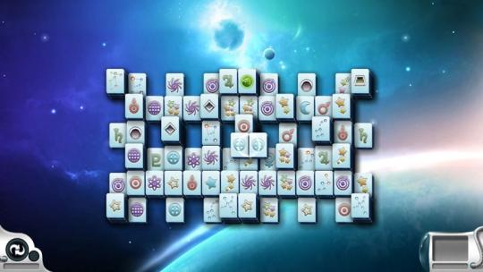 Microsoft Mahjong for Windows 8