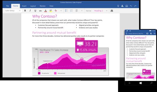 Microsoft Office 2016 Preview (64 bit)