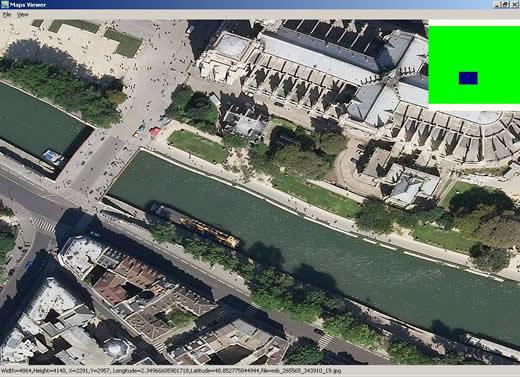 Microsoft VirtualEarth Birdseye Downloader