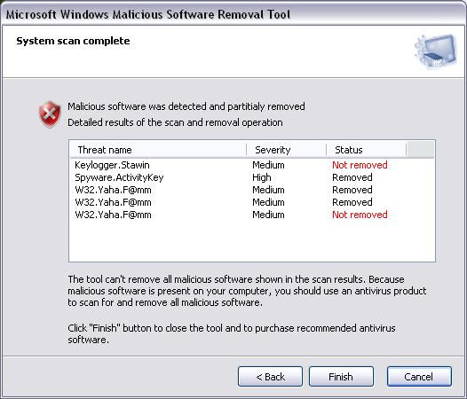 Microsoft Windows Malicious Software Removal Tool (64-Bit)