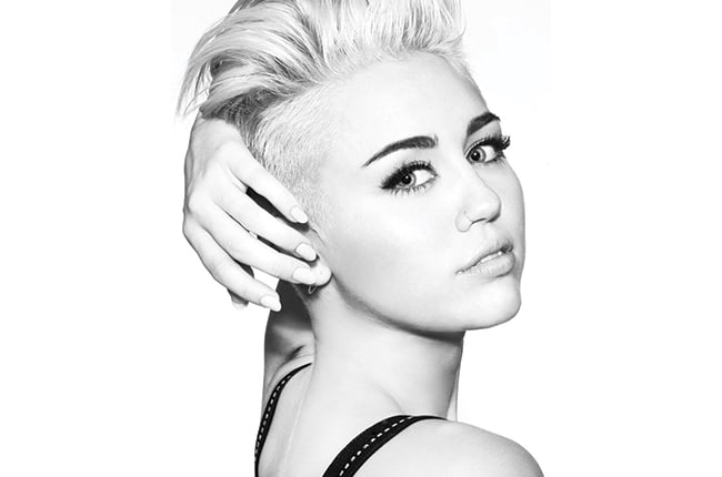 Miley Cyrus Background HD Pack