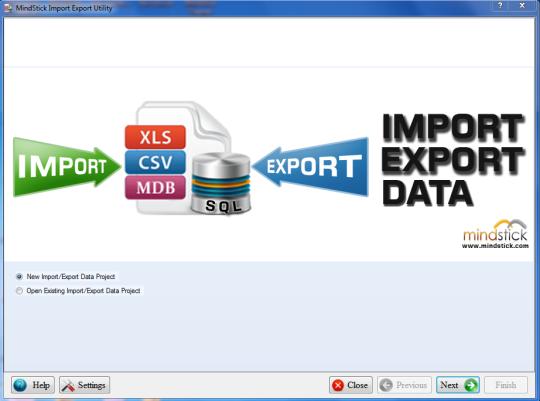 MindStick Import Export Utility