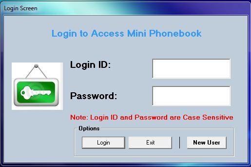 Mini Phonebook 2.0