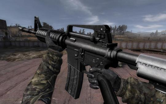 Misery: The Armed Zone Mod